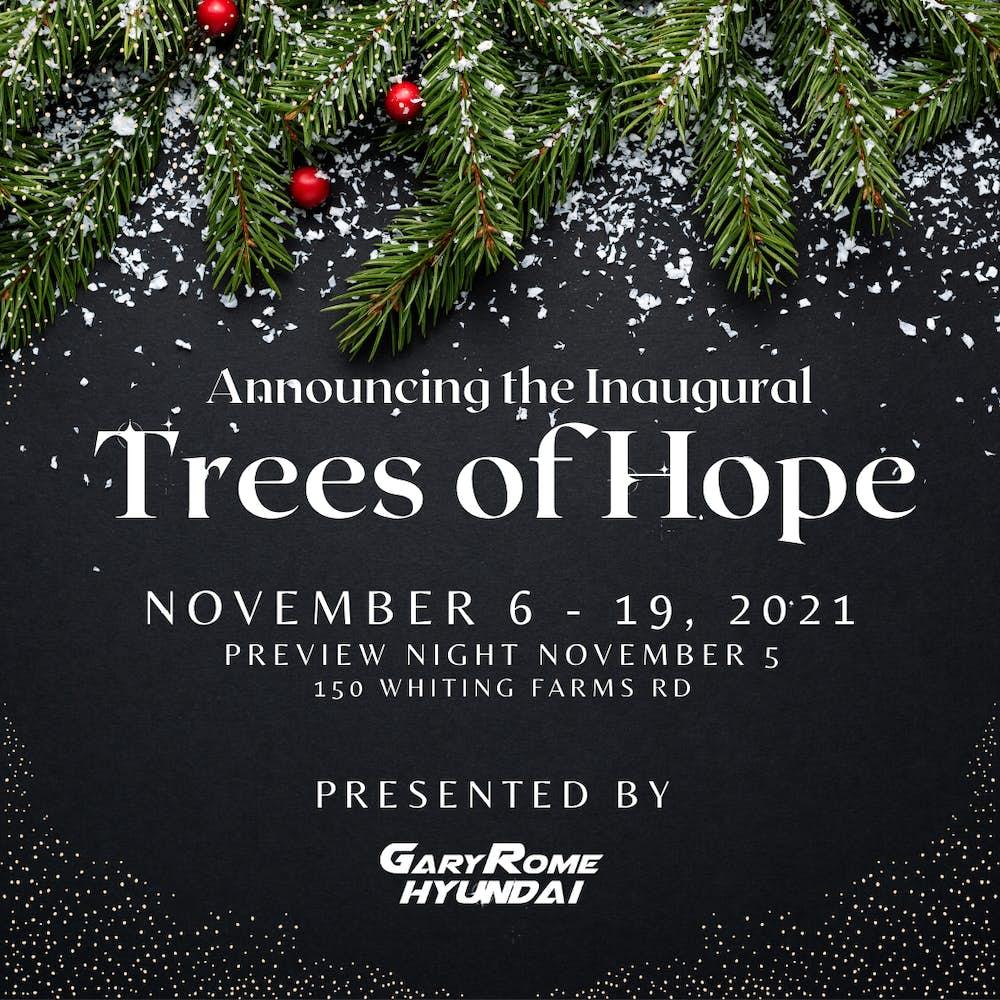 Ronald McDonald House of SP Inaugural Trees of Hope