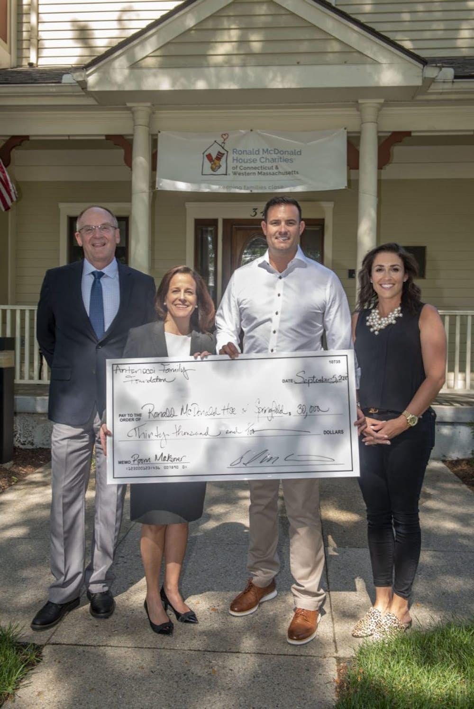 $30,000 Gift From Antonacci Family Foundation