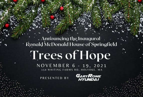 Inaugural Trees of Hope, Supporting Ronald McDonald House of SP