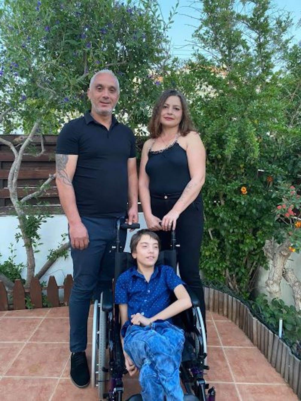 The Manea Family