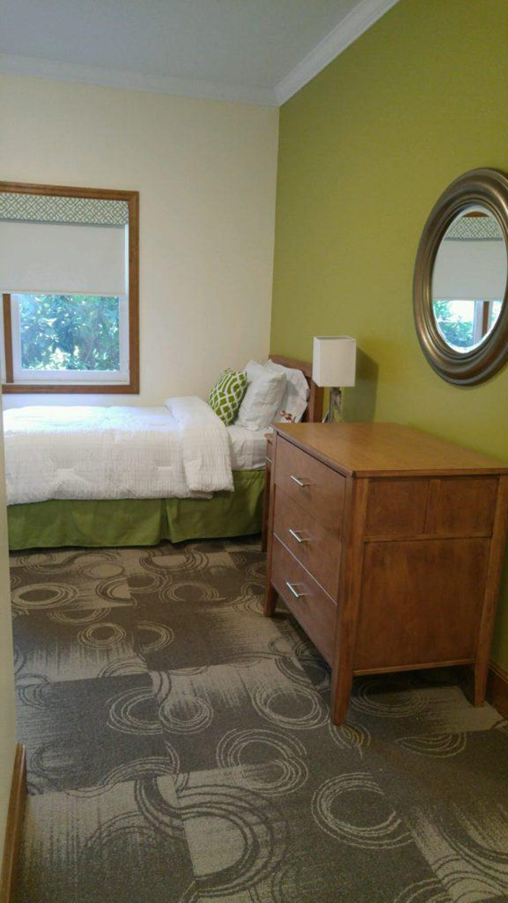 RMHC Springfield Room Makeover Update