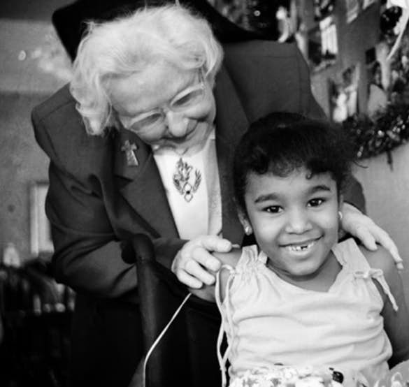 Historical photo from RMHC-CTMA