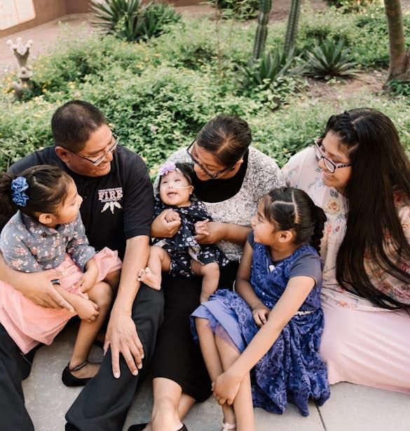 Happy RMHC family