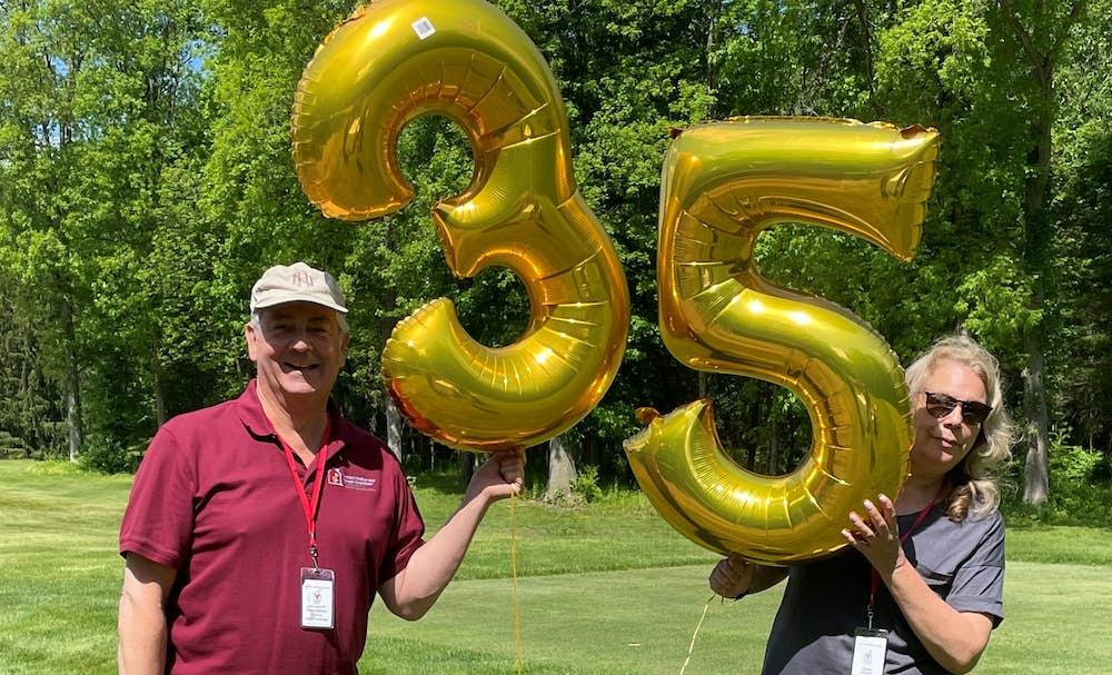 35th Anniversary Golf Tournament
