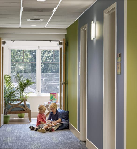 An RMHC-CTMA guestroom